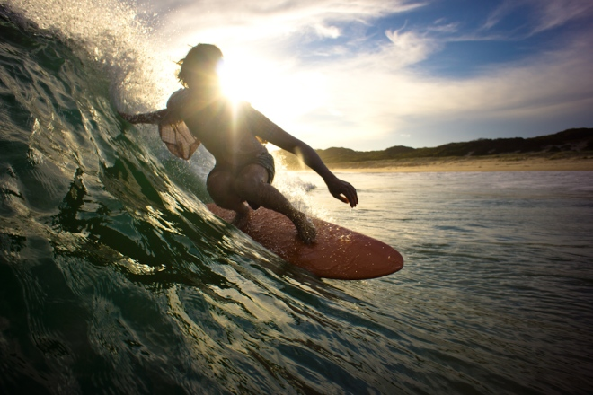 Photo Courtesy of Chris Burkard