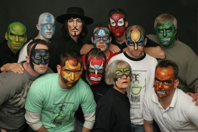 SuperheroGroup