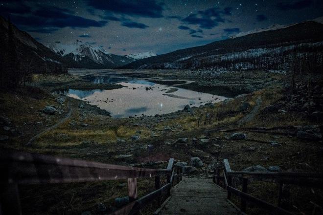 jack fusco medicine lake jasper national park